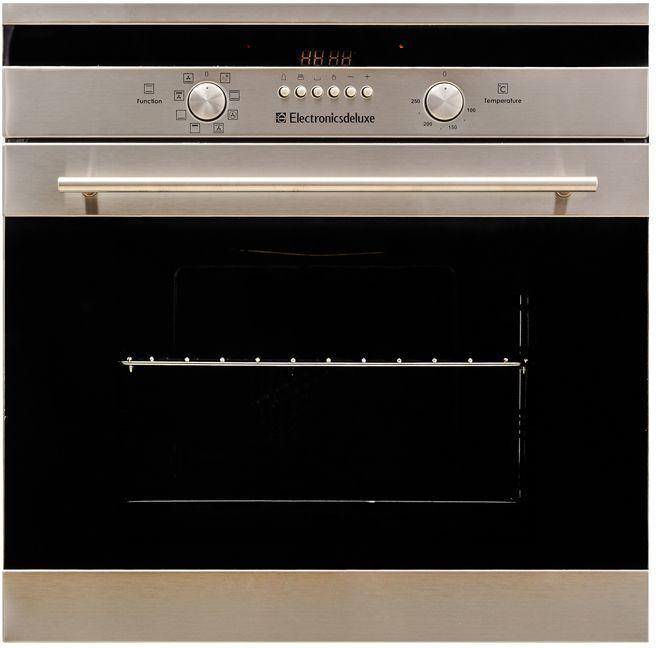 Духовой шкаф ELECTRONICSDELUXE 6009.01 эшв-000,  нержавеющая сталь