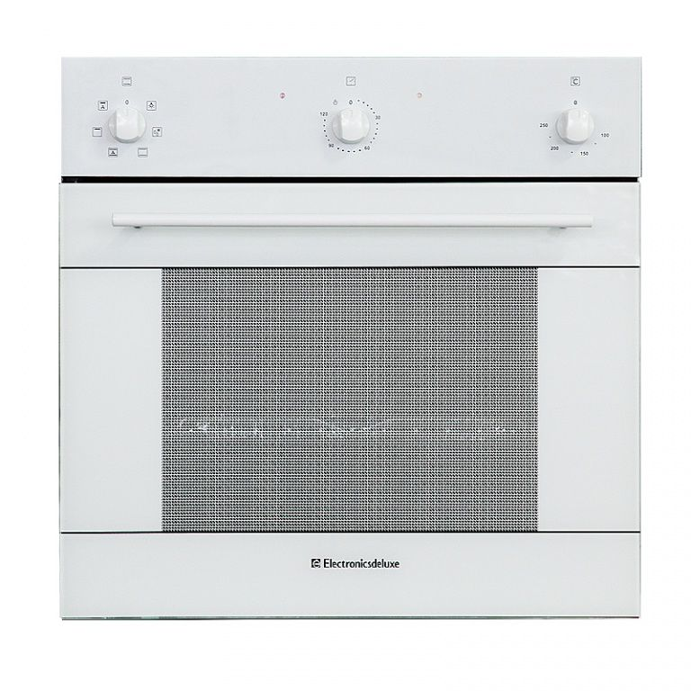 Духовой шкаф ELECTRONICSDELUXE 6006.03 эшв-002,  белый