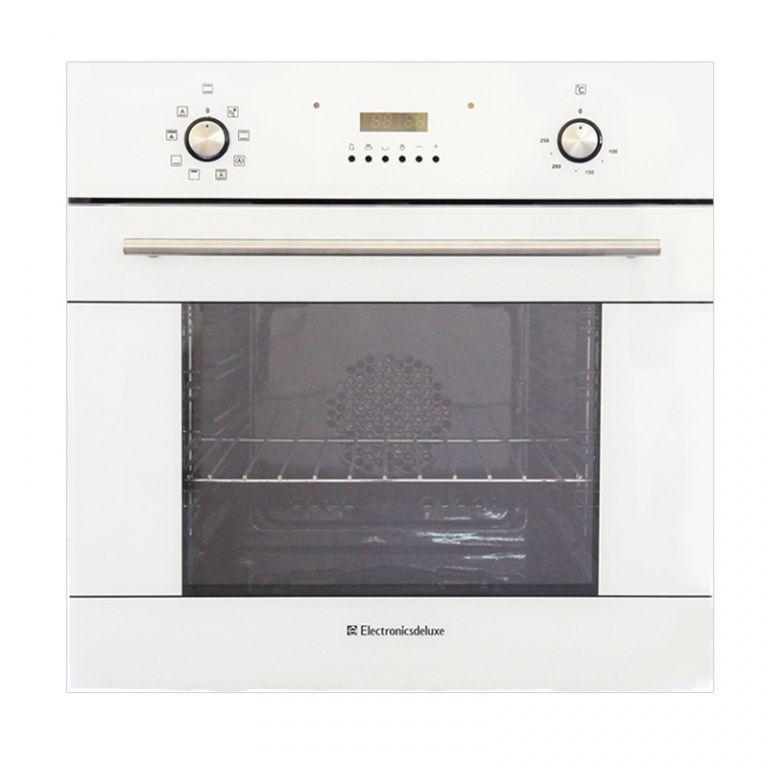Духовой шкаф ELECTRONICSDELUXE 6009.02 эшв-012,  белый