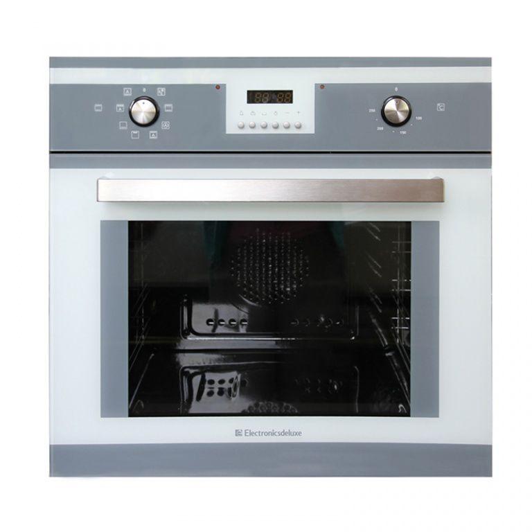 Духовой шкаф ELECTRONICSDELUXE 6009.02 эшв-013,  стекло серое