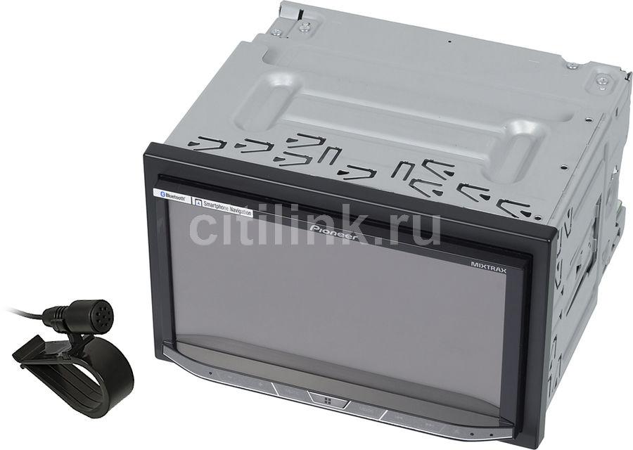 Автомагнитола PIONEER AVH-X8800BT,  USB,  SDHC