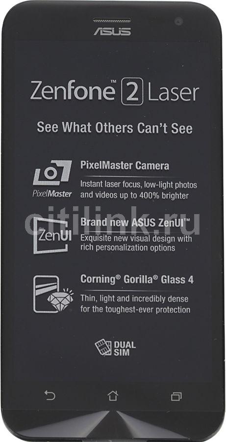 Смартфон ASUS ZenFone 2 Laser ZE500KL  32Gb, золотистый