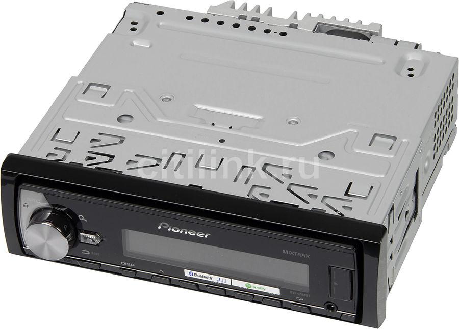 Автомагнитола PIONEER MVH-X580BT,  USB