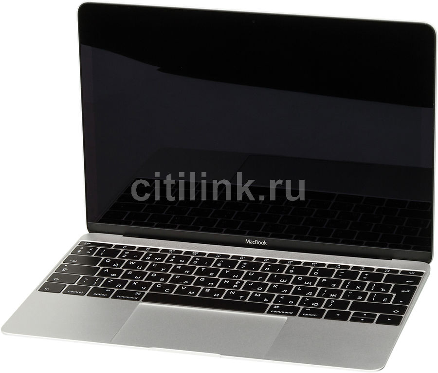 Ноутбук APPLE MacBook MLHC2RU/A, 12, Intel Core M5 6Y54 1.2ГГц, 8Гб, 512Гб SSD, Intel HD Graphics 515, Mac OS X, серебристыйНоутбуки<br>экран: 12;  разрешение экрана: 2304х1440; тип матрицы: IPS; процессор: Intel Core M5 6Y54; частота: 1.2 ГГц (2.7 ГГц, в режиме Turbo); память: 8192 Мб, LPDDR3, 1866 МГц; SSD: 512 Гб; Intel HD Graphics 515; WiFi;  Bluetooth;  WEB-камера; Mac OS X<br><br>Линейка: MacBook