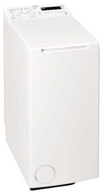Стиральная машина WHIRLPOOL TDLR 60810, вертикальная загрузка,  белый
