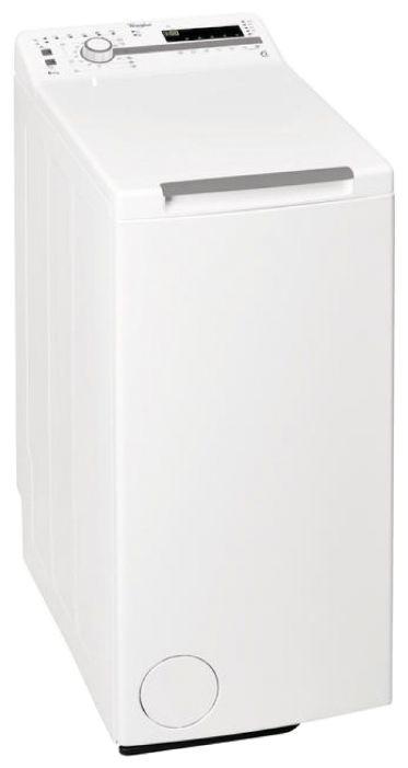Стиральная машина WHIRLPOOL TDLR 70110, вертикальная загрузка,  белый