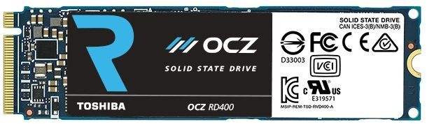 Накопитель SSD OCZ Toshiba RVD400-M22280-256G 256Гб, M.2 2280, PCI-E x4