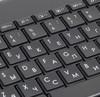 Клавиатура LOGITECH K400 Plus,  USB, Радиоканал, черный [920-007147] вид 7