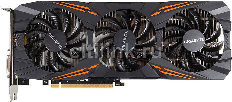 Видеокарта GIGABYTE GeForce GTX 1070,  GV-N1070G1 GAMING-8GD,  8Гб, GDDR5, OC,  Ret