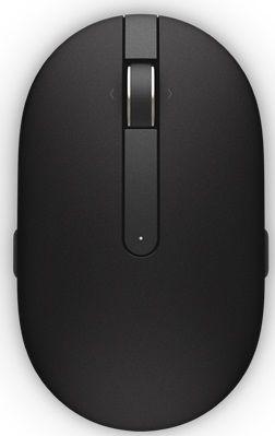 Мышь DELL WM326 лазерная беспроводная USB, черный [570-aami]
