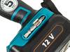 Дрель-шуруповерт BORT BAB-12-D,  с двумя аккумуляторами [98296501] вид 7