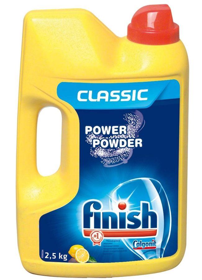 Порошок FINISH Classic,  2500г, для посудомоечных машин [3017259]