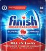 Средство для мытья посуды FINISH All-in-1 MAX,  для посудомоечных машин,  50 [3018752] вид 1