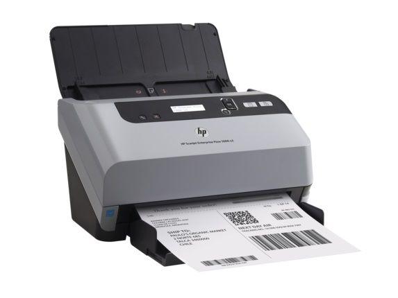 Сканер HP Scanjet Enterprise Flow 5000 S3 [l2751a]