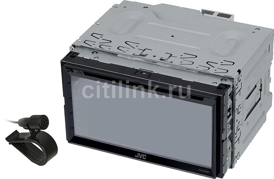 Автомагнитола JVC KW-V320BT,  USB