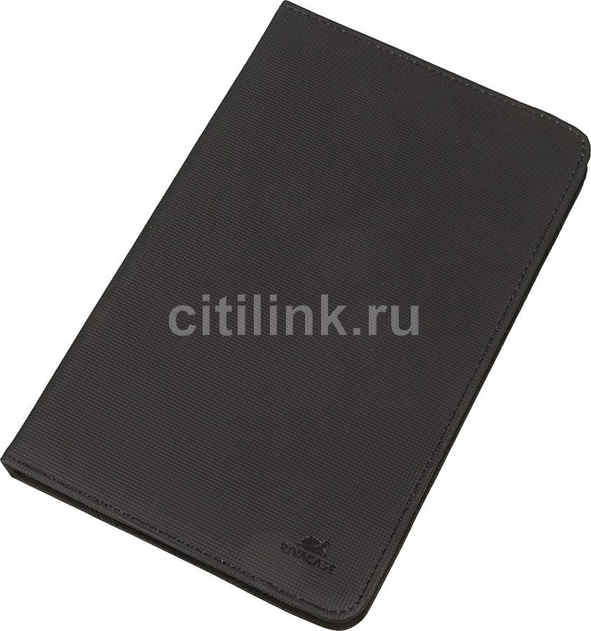 """Чехол для планшета RIVA 3214,  черный, для  планшетов 8"""""""