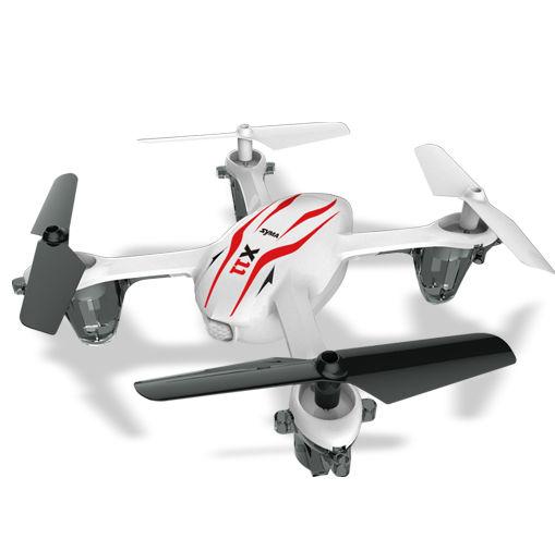 Квадрокоптер SYMA X11 без камеры,  белый [x11 white]