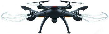 Квадрокоптер SYMA X5SC, с камерой, черный [x5sc black]