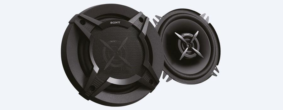 Колонки автомобильные SONY XS-FB1320E,  коаксиальные,  230Вт,  комплект 2 шт. [xsfb1320e.ru2]