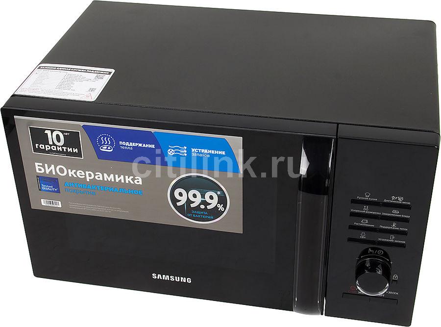 Микроволновая Печь Samsung MS23H3115QK 23л. 800Вт черный