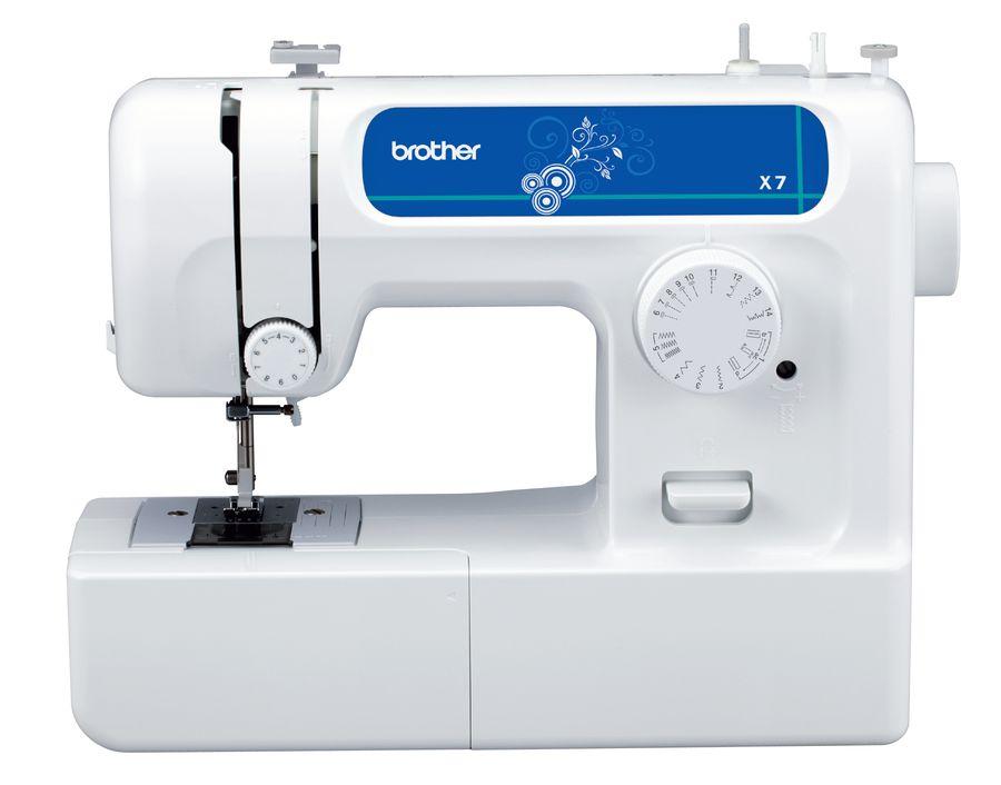 Швейная машина BROTHER X7 белый