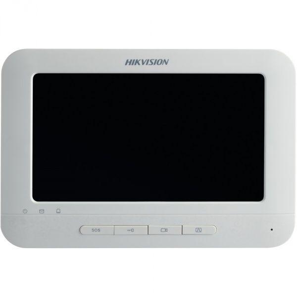 Видеодомофон HIKVISION DS-KH6310-W,  белый