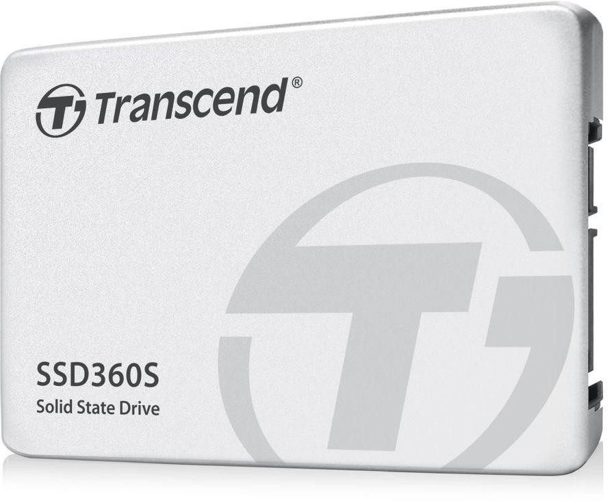 "SSD накопитель TRANSCEND TS128GSSD360S 128Гб, 2.5"", SATA III"