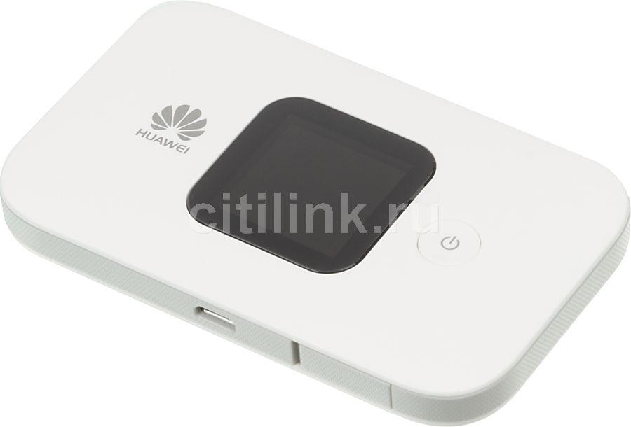 Модем HUAWEI Е5577Cs-321 4G, внешний, белый [51071jpg]