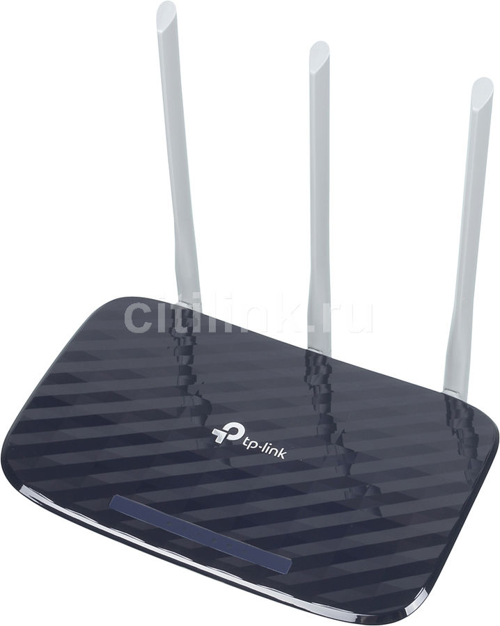 Беспроводной маршрутизатор TP-LINK Archer C20(RU), синий ноутбук msi gp72 7rdx 484ru 9s7 1799b3 484 intel core i7 7700hq 2 8 ghz 8192mb 1000gb dvd rw nvidia geforce gtx 1050 2048mb wi fi bluetooth cam 17 3 1920x1080 windows 10 64 bit