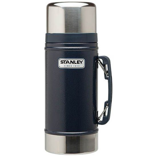 Термос STANLEY Legendary Classic Food Flask, 0.7л, синий