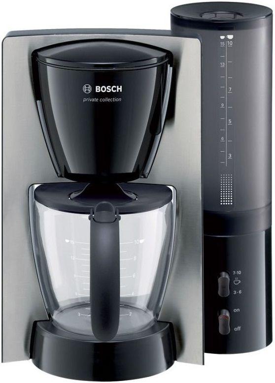 Кофеварка BOSCH TKA6643,  капельная,  черный