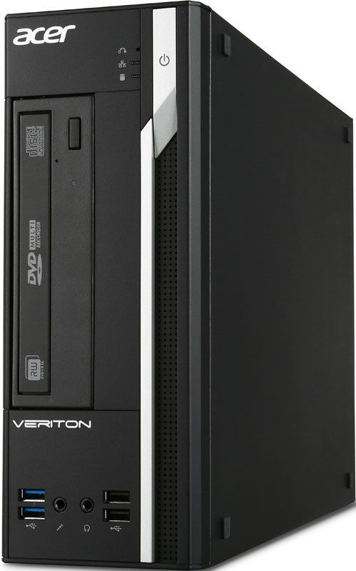 Компьютер  ACER Veriton X2640G,  Intel  Core i7  6700,  DDR4 8Гб, 1000Гб,  AMD Radeon R7 340 - 2048 Мб,  DVD-RW,  Free DOS,  черный [dt.vmxer.033]