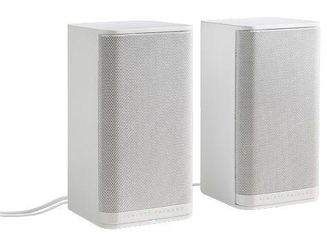 Колонки HP S5000,  белый [k7s74aa]