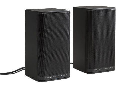Колонки HP S5000,  черный [k7s75aa]