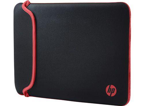 """Чехол для ноутбука 14"""" HP Chroma, черный/красный [v5c26aa]"""
