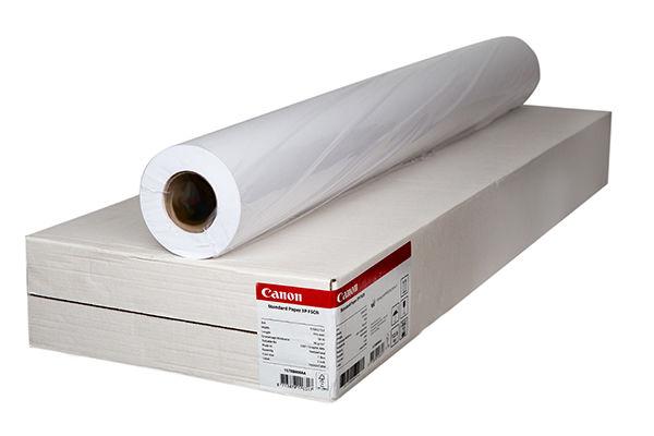 """Бумага Canon Standart 1570B006 17"""" 432мм-50м/90г/м2 для струйной печати (упак.:3рул)"""