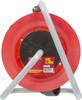 Удлинитель силовой LUX К1-Е-25 (22125) 3x0.75кв.мм 1розет. 25м ПВС 10A катушка вид 3
