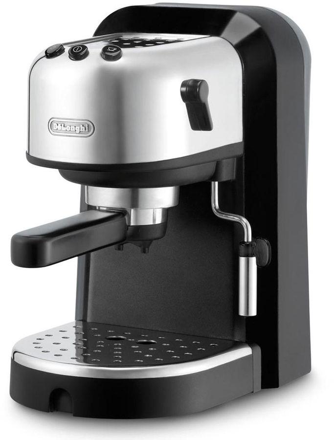 Кофеварка DELONGHI EC271B,  эспрессо,  черный