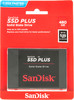 SSD накопитель SANDISK SSD PLUS SDSSDA-480G-G26 480Гб, 2.5