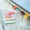 Закладки самокл. индексы пластиковые Stick`n 28122 45x12мм 4цв.в упак. 20лист с рисунками Z-сложение вид 2