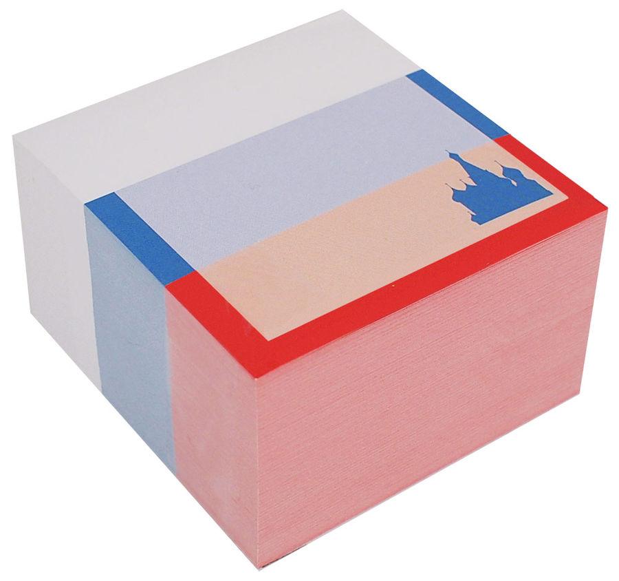 Блок самоклеящийся бумажный Stick`n 21627 70x70мм 400лист. 70г/м2 Russia