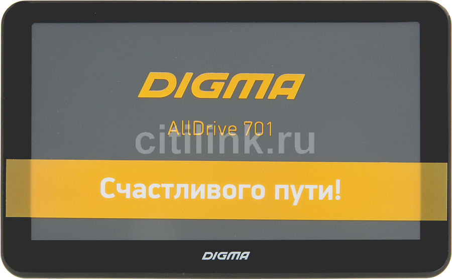GPS навигатор DIGMA ALLDRIVE 701,  7
