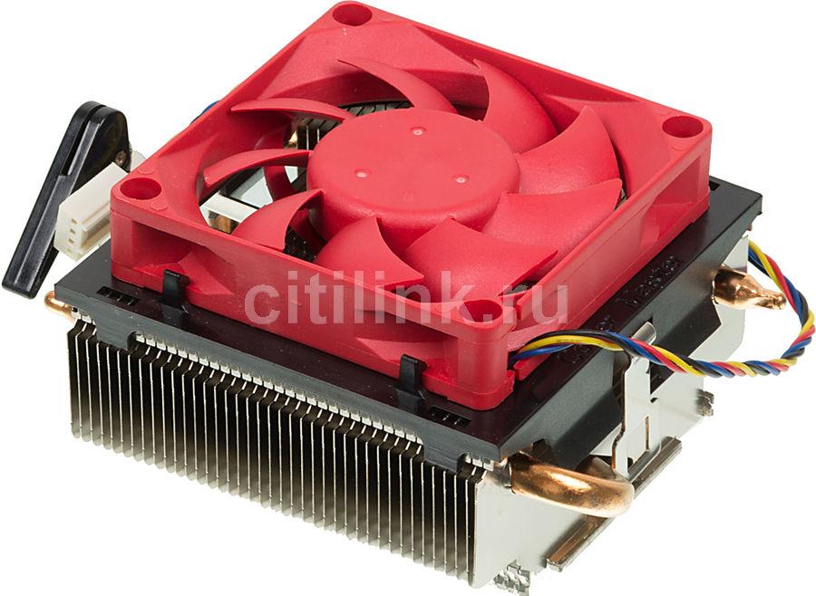 Устройство охлаждения(кулер) AMD HT1A02,  70мм, Bulk