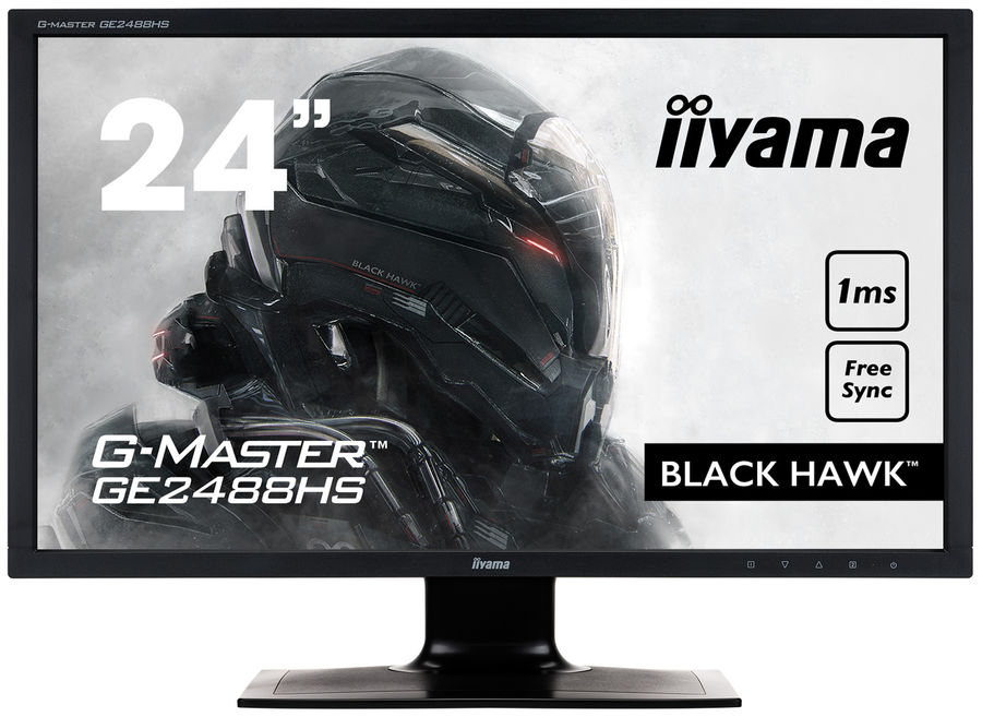 Монитор ЖК IIYAMA G-Master GE2488HS-B224