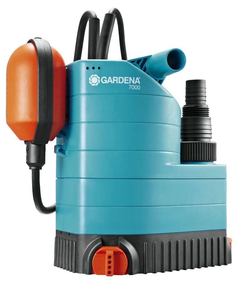 Садовый насос GARDENA 7000 Classic,  дренажный [01780-20.000.00]