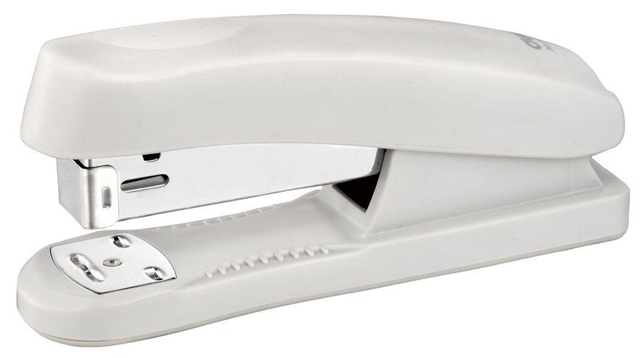 Степлер Deli E0325 24/6 26/6 (20листов) ассорти 100скоб коробка