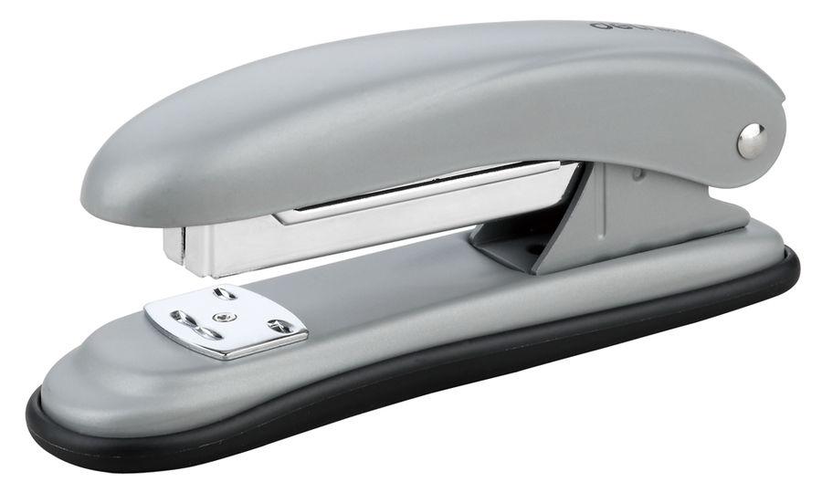 Степлер Deli E0344 24/6 26/6 (25листов) ассорти 50скоб металл коробка