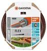 """Шланг Gardena Flex 1/2"""" 20м поливочный армированный (18033-20.000.00) вид 1"""