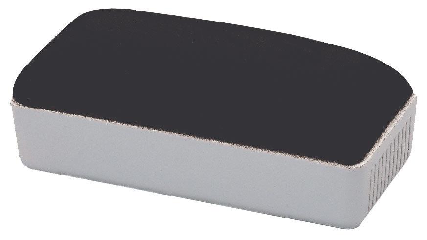 Стиратель для досок Deli E7810 ткань/пластик серый