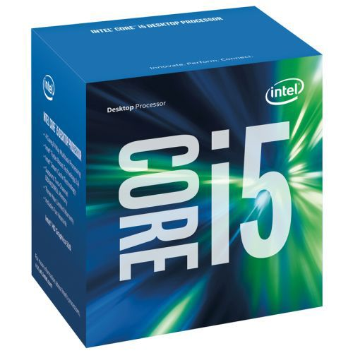 Процессор INTEL Core i5 6600, LGA 1151 BOX